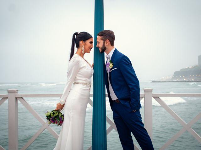El matrimonio de Stephany y Adolfo
