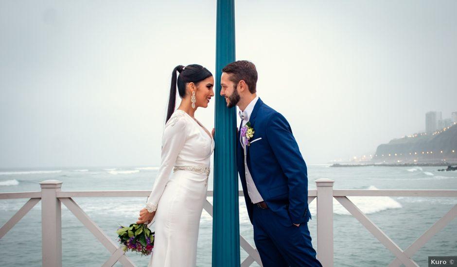 El matrimonio de Adolfo y Stephany en Lima, Lima
