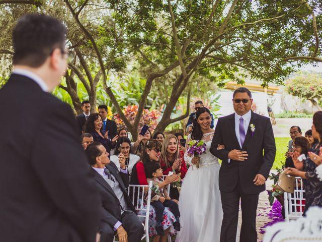El matrimonio de Álvaro y Katya en Pachacamac, Lima 19
