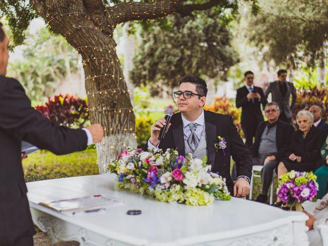 El matrimonio de Álvaro y Katya en Pachacamac, Lima 22
