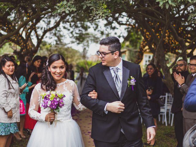 El matrimonio de Álvaro y Katya en Pachacamac, Lima 27