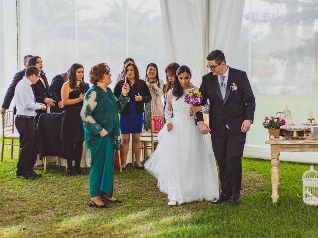 El matrimonio de Álvaro y Katya en Pachacamac, Lima 34