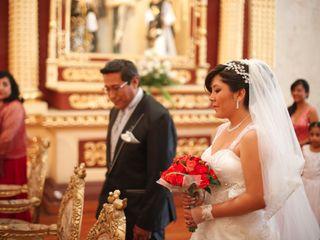 El matrimonio de Mari y Enrique 1