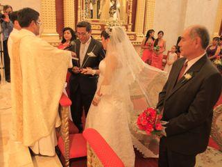 El matrimonio de Mari y Enrique 2