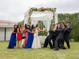 El matrimonio de Katia y Rubén 2