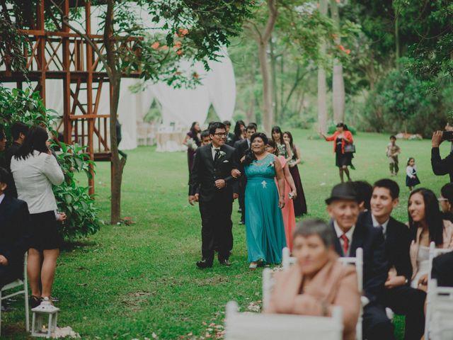El matrimonio de Carol y Oscar en San Juan de Lurigancho, Lima 23