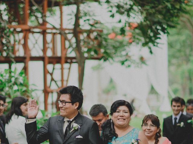 El matrimonio de Carol y Oscar en San Juan de Lurigancho, Lima 24