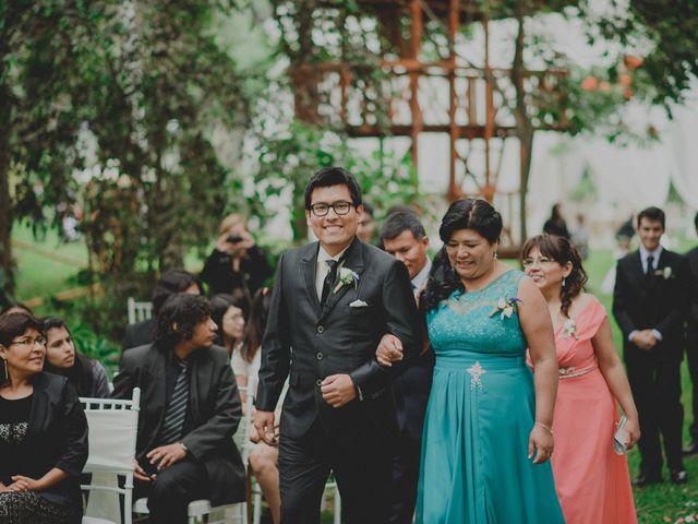 El matrimonio de Carol y Oscar en San Juan de Lurigancho, Lima 25
