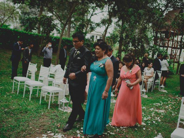 El matrimonio de Carol y Oscar en San Juan de Lurigancho, Lima 26