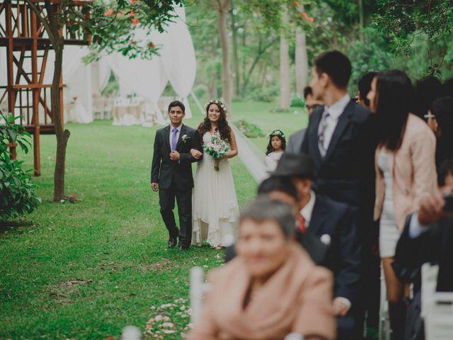 El matrimonio de Carol y Oscar en San Juan de Lurigancho, Lima 27