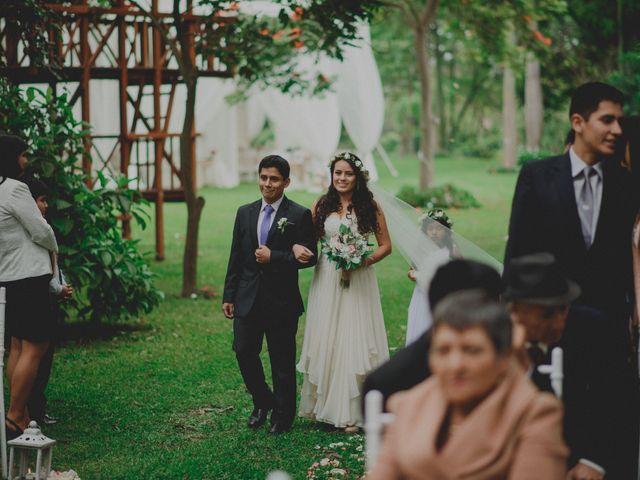 El matrimonio de Carol y Oscar en San Juan de Lurigancho, Lima 28