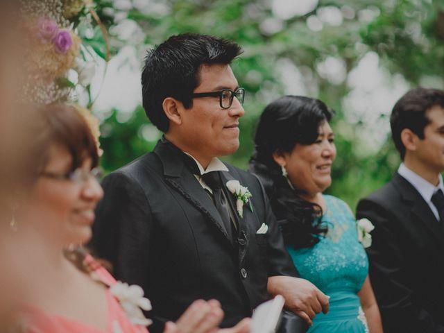 El matrimonio de Carol y Oscar en San Juan de Lurigancho, Lima 29