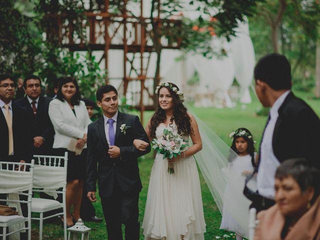El matrimonio de Carol y Oscar en San Juan de Lurigancho, Lima 30