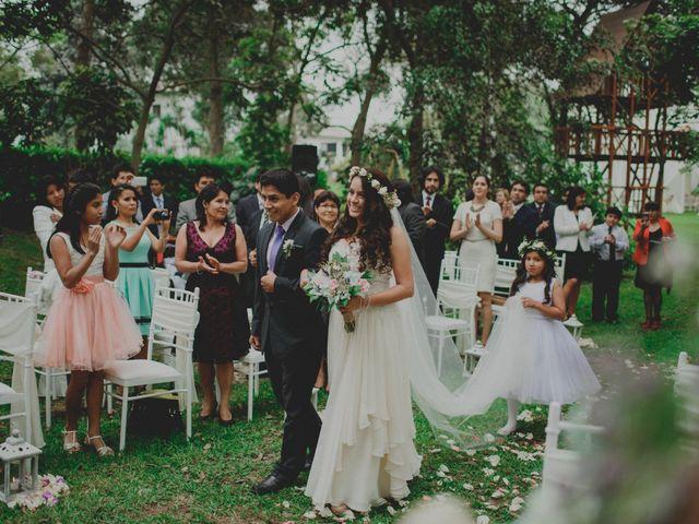 El matrimonio de Carol y Oscar en San Juan de Lurigancho, Lima 31