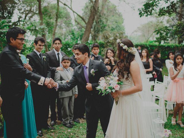 El matrimonio de Carol y Oscar en San Juan de Lurigancho, Lima 32
