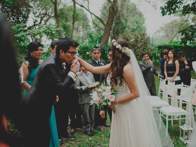 El matrimonio de Carol y Oscar en San Juan de Lurigancho, Lima 33