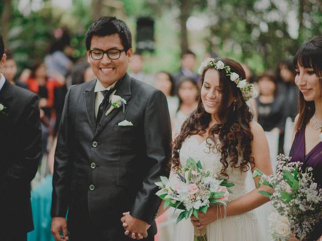 El matrimonio de Carol y Oscar en San Juan de Lurigancho, Lima 34