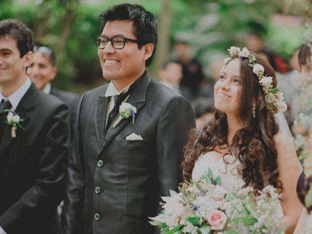 El matrimonio de Carol y Oscar en San Juan de Lurigancho, Lima 36