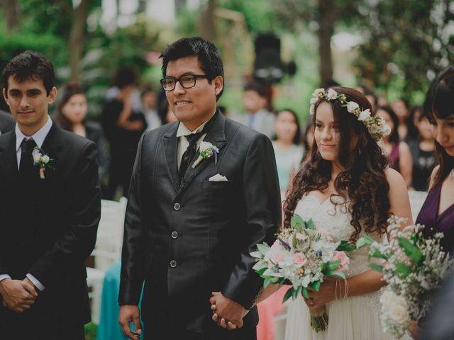 El matrimonio de Carol y Oscar en San Juan de Lurigancho, Lima 37