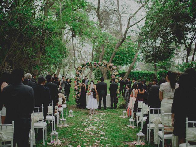 El matrimonio de Carol y Oscar en San Juan de Lurigancho, Lima 38
