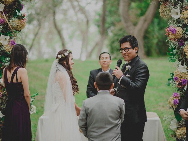 El matrimonio de Carol y Oscar en San Juan de Lurigancho, Lima 41