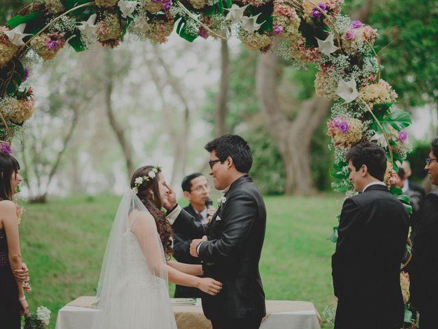 El matrimonio de Carol y Oscar en San Juan de Lurigancho, Lima 42