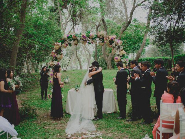 El matrimonio de Carol y Oscar en San Juan de Lurigancho, Lima 43