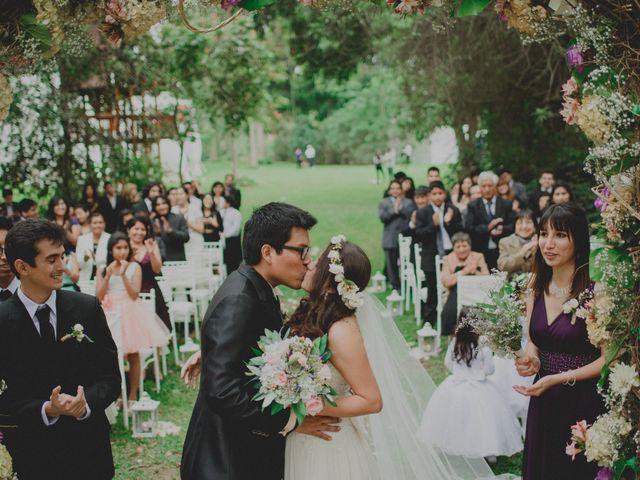 El matrimonio de Carol y Oscar en San Juan de Lurigancho, Lima 44
