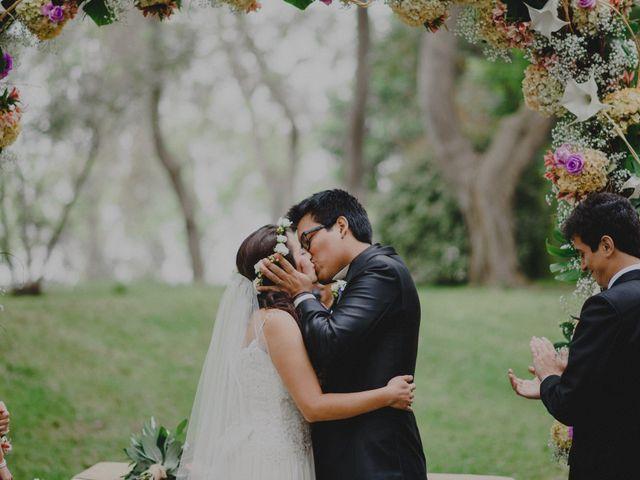 El matrimonio de Carol y Oscar en San Juan de Lurigancho, Lima 45