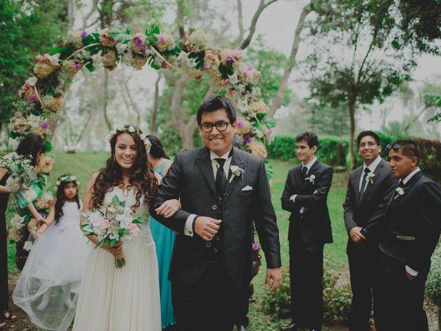 El matrimonio de Carol y Oscar en San Juan de Lurigancho, Lima 47