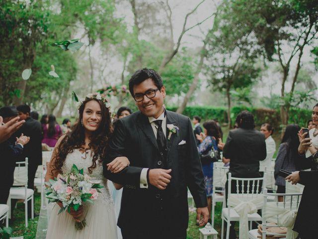 El matrimonio de Carol y Oscar en San Juan de Lurigancho, Lima 49