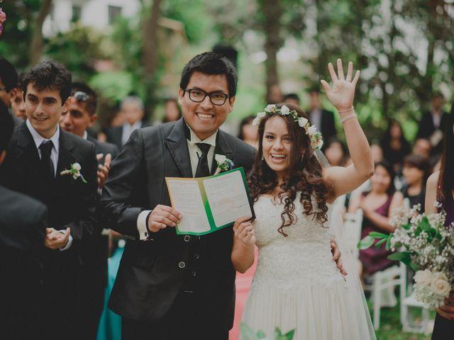 El matrimonio de Carol y Oscar en San Juan de Lurigancho, Lima 50