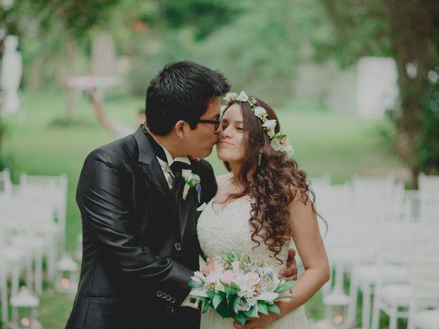 El matrimonio de Carol y Oscar en San Juan de Lurigancho, Lima 52