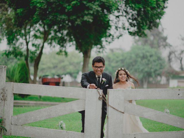 El matrimonio de Carol y Oscar en San Juan de Lurigancho, Lima 55