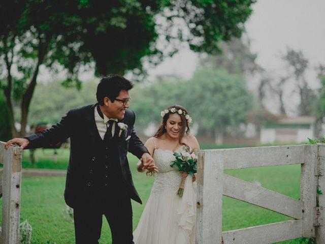 El matrimonio de Carol y Oscar en San Juan de Lurigancho, Lima 56