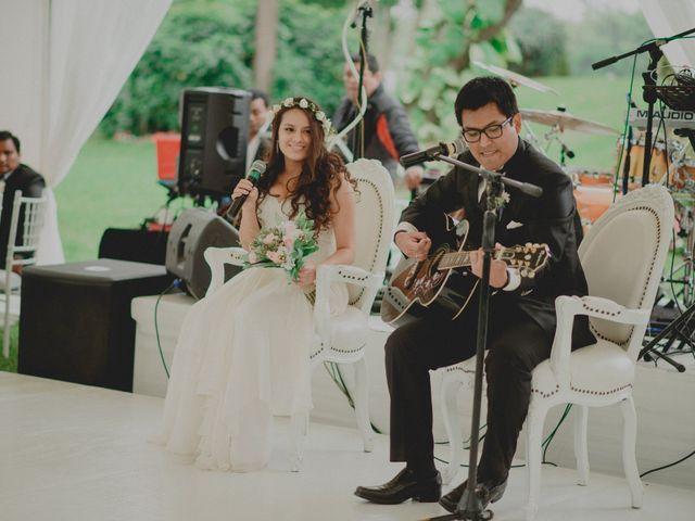 El matrimonio de Carol y Oscar en San Juan de Lurigancho, Lima 62