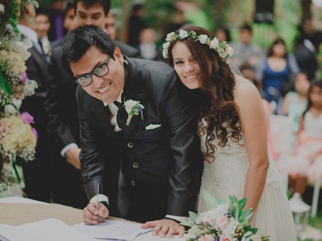 El matrimonio de Carol y Oscar en San Juan de Lurigancho, Lima 46