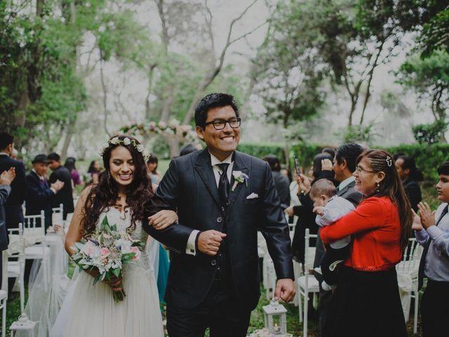 El matrimonio de Carol y Oscar en San Juan de Lurigancho, Lima 73