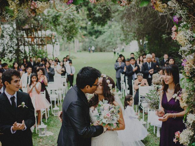 El matrimonio de Carol y Oscar en San Juan de Lurigancho, Lima 81