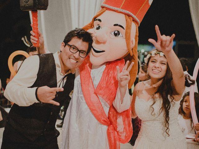 El matrimonio de Carol y Oscar en San Juan de Lurigancho, Lima 83
