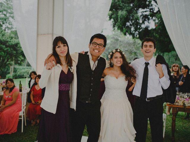 El matrimonio de Carol y Oscar en San Juan de Lurigancho, Lima 86