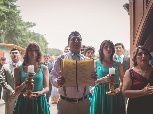 El matrimonio de Eduardo y Fiorella en Lima, Lima 8