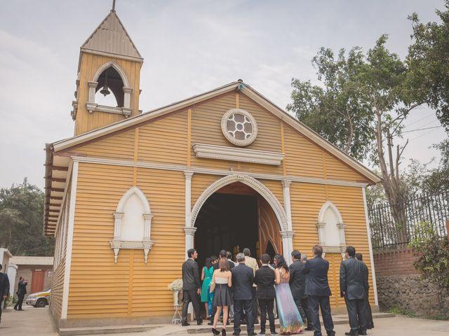El matrimonio de Eduardo y Fiorella en Lima, Lima 9