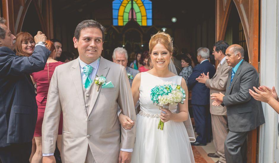 El matrimonio de Eduardo y Fiorella en Lima, Lima