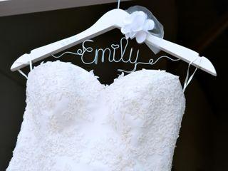 El matrimonio de Pedro y Emily 2