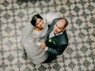 El matrimonio de Patricia y Rafael