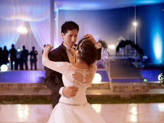 El matrimonio de Andrea y Ysaac 3