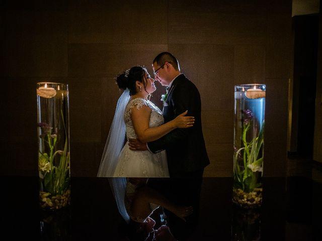 El matrimonio de Mayra y Angel