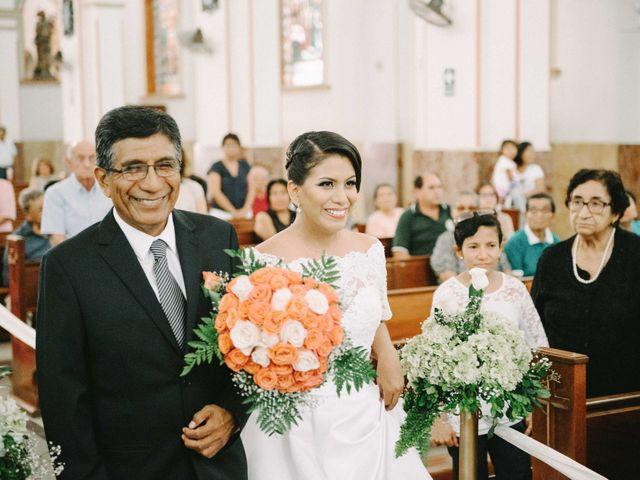 El matrimonio de Javier y Maria en Piura, Piura 20
