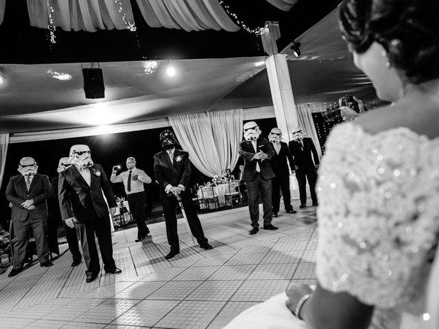 El matrimonio de Javier y Maria en Piura, Piura 56